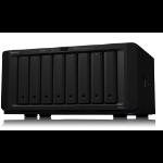 Synology DS1819+/112TB EXOS 8 Bay Desktp
