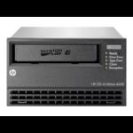 Hewlett Packard Enterprise StoreEver ESL G3 LTO-6 Ultrium 6650 FC Drive Kit tape drive Internal 2500 GB
