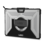 "Urban Armor Gear SFPROHS-L-IC tablet case 31.2 cm (12.3"") Shell case Black, Silver"