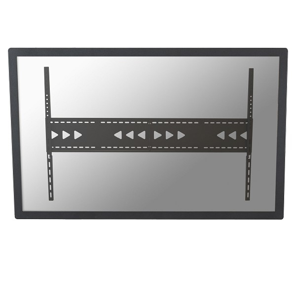 "Newstar LFD-W1500 100"" Black flat panel wall mount"