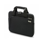 "Dicota Smart Skin 10–11.6"" notebook case 29.5 cm (11.6"") Sleeve case Black"
