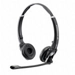 Sennheiser DW 30 HS headset Head-band Binaural Black