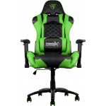 AEROCOOL ThunderX3 TGC12 Series Gaming Chair - Black/Green