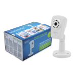 Digitus DN-16046 IP security camera Indoor Cube White security camera
