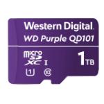 Western Digital WD Purple SC QD101 memory card 1000 GB MicroSDXC UHS-I