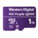 Western Digital WD Purple SC QD101 memoria flash 1000 GB MicroSDXC UHS-I