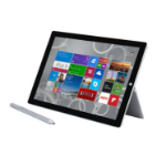 Microsoft Surface 3 128GB Silver tablet