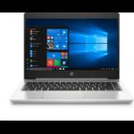 "HP ProBook 455 G7 DDR4-SDRAM Notebook 39.6 cm (15.6"") 1920 x 1080 pixels AMD Ryzen 3 8 GB 256 GB SSD Wi-Fi 6 (802.11ax) Windows 10 Pro Silver"