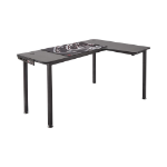 X Rocker Panther XL L-Shape Corner Gaming Desk - Right