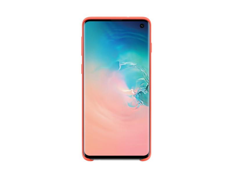 "Samsung EF-PG973 mobile phone case 15.5 cm (6.1"") Cover Pink"