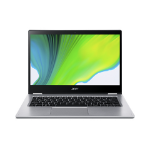 "Acer Spin 3 SP314-21-R1B3 Hybrid (2-in-1) Silver 35.6 cm (14"") 1920 x 1080 pixels Touchscreen AMD Ryzen 3 4 GB DDR4-SDRAM 128 GB SSD Wi-Fi 5 (802.11ac) Windows 10 Home S"