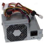 HP 460889-001 power supply unit 240 W 24-pin ATX Grey, Metallic