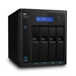Western Digital My Cloud PR4100 NAS Ethernet LAN Wi-Fi Black