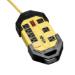 Tripp Lite Safety Power Strip power distribution unit (PDU)
