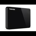 Toshiba Canvio Advance external hard drive 2000 GB Black