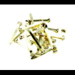 Whitecroft Essentials Value Paper Fasteners 25mm PK500