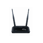 D-Link DIR-605L/E Single-band (2.4 GHz) Fast Ethernet Black wireless router