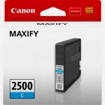 Canon 9301B001 (PGI-2500 C) Ink cartridge cyan, 700 pages, 10ml