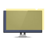 "MicroSpareparts MSPBL0029 27"" Monitor Frameless display privacy filter"