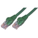 MCL CAT6 U/UTP 5m PVC cable de red U/UTP (UTP) Verde