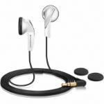 Sennheiser MX 365 Blanco Intraaural Dentro de oído auricular