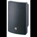 TOA BS-1030B loudspeaker 2-way 30 W Black Wired