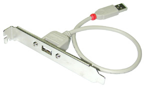 Lindy USB adapter USB 2.0 interface cards/adapter