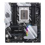 ASUS PRIME X399-A Socket TR4 AMD X399 Extended ATX