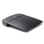Linksys E900 Fast Ethernet Black wireless router