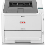 OKI B512dn A4 Mono Laser Printer, 45ppm Mono, 1200 x 1200 dpi, 512MB Memory, 3 Year Warranty (upon registration)