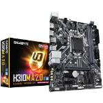 Gigabyte H310M A 2.0 motherboard LGA 1151 (Socket H4) Micro ATX Intel H310 Express
