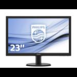 Philips V Line LCD monitor 246V5LDSB/00