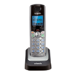VTech DS6101 DECT Caller ID Black,Silver telephone
