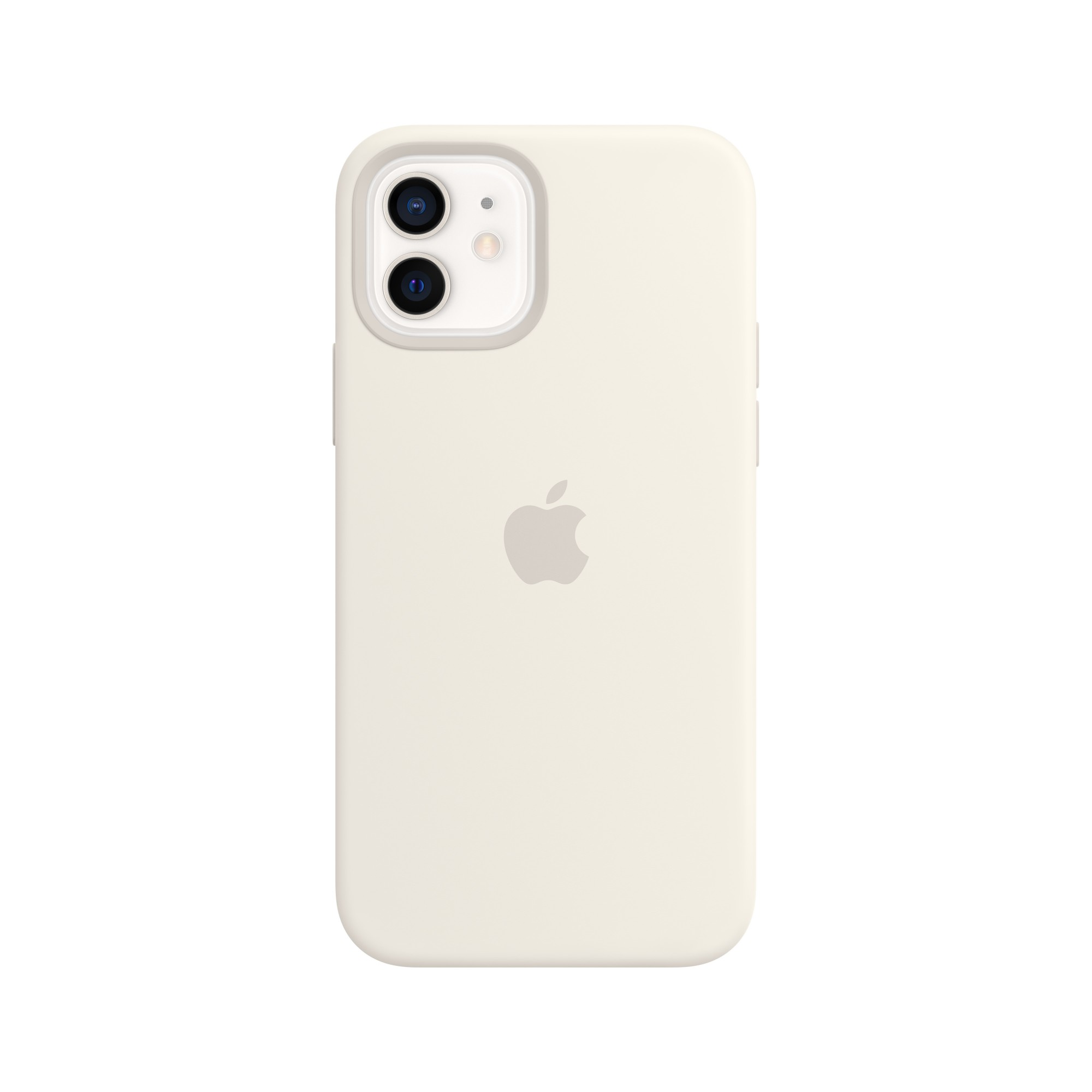 """Apple MHL53ZM/A funda para teléfono móvil 15,5 cm (6.1"""") Blanco"""