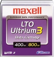 Data Cartridge Lto 400/800GB Ultrium3 Tape