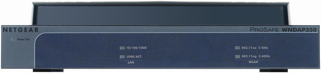 Netgear Prosafe Dual Band Wireless-N Access Point WNDAP350