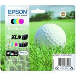 Epson C13T34794010 (34XL) Ink cartridge multi pack, 16,3ml + 3 x 4,2ml, Pack qty 4