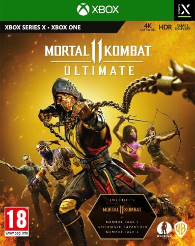 Warner Bros Mortal Kombat 11 Ultimate English Xbox One