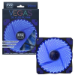EVO LABS Vegas 120mm 1300RPM Blue LED Fan