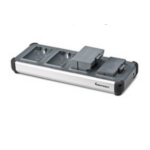 Intermec 852-915-001 Black, Silver battery charger