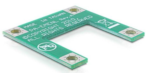 DeLOCK 65228 interface cards/adapter Internal Mini PCIe,mSATA