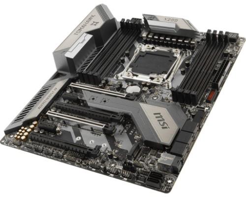 MSI X299 TOMAHAWK Intel® X299 LGA 2066 ATX motherboard