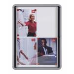 Nobo Internal Glazed Case Magnetic 4xA4