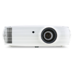 Acer Essential A1200 Desktop projector 3400ANSI lumens DLP XGA (1024x768) White data projector