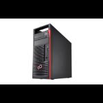 Fujitsu CELSIUS M770 Intel Xeon W W-2102 16 GB DDR4-SDRAM 256 GB SSD Black Tower Workstation