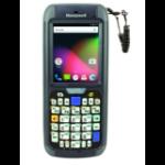 "Honeywell CN75 3.5"" 480 x 640pixels Touchscreen 450g Black handheld mobile computer"