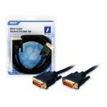 Innovation IT 5B 354158 DISPLAY DVI cable 3 m DVI-D Black