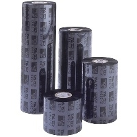 Zebra 3400 Wax/resin Thermal Ribbon 83mmx450m C25mm (6/box)