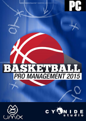 Nexway Basketball Pro Management 2015 Video game downloadable content (DLC) PC Español