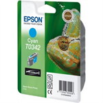 Epson C13T03424010 (T0342) Ink cartridge cyan, 440 pages, 17ml